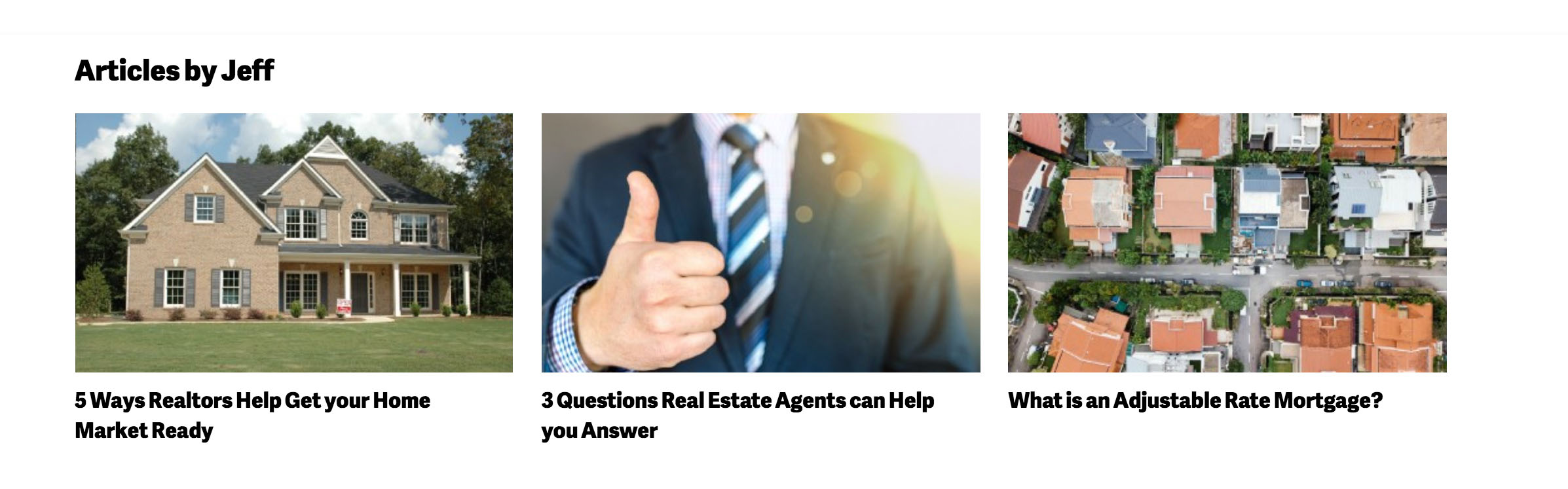 Agent articles on PropertySimple